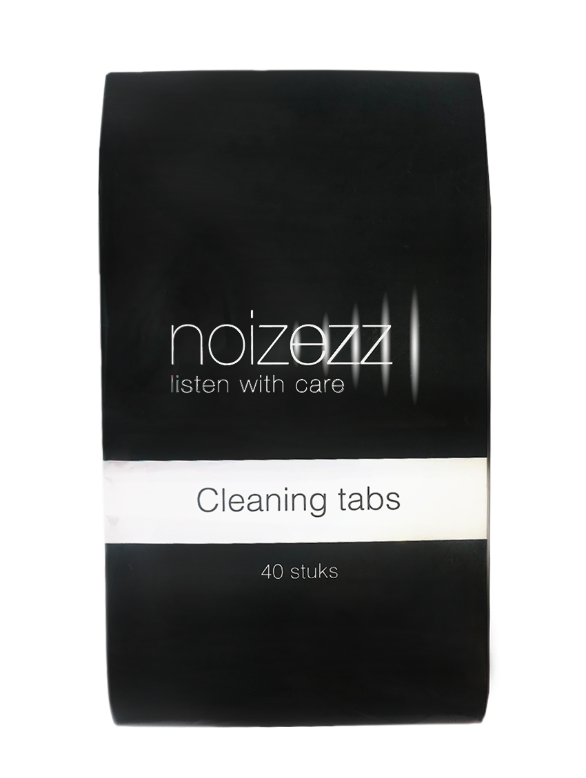 NOIZEZZ Cleaning tablets