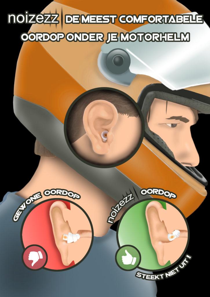 gehoorbescherming motor