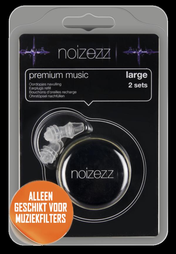 NOIZEZZ premium music navulling L