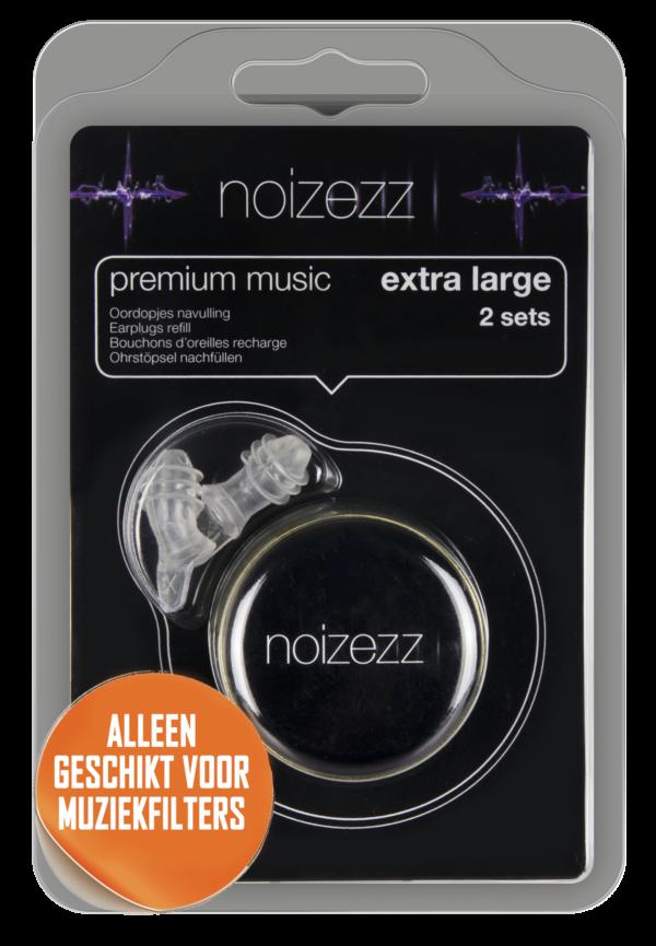 NOIZEZZ premium music navulling XL